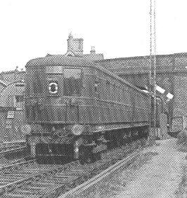 Suburban Electric Railway Association - History Zone